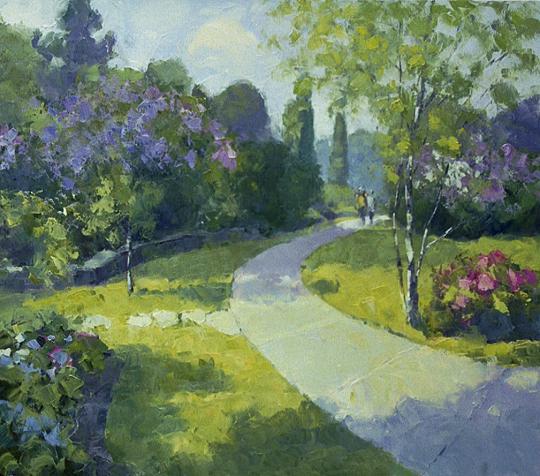 The Lilacs, Frances Park