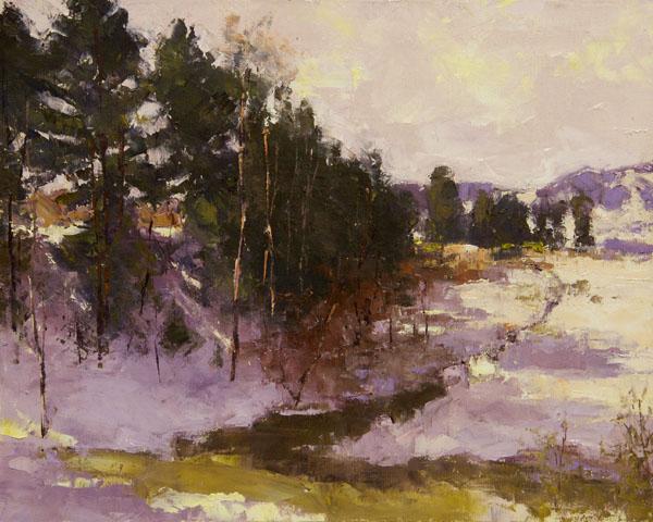 Winter at White Pine Ridge