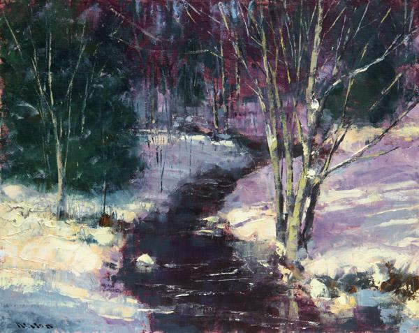 The Winter Stream