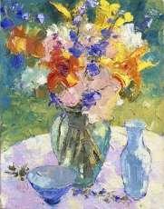 Sun-Dappled Bouquet