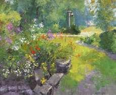 Frances Park, Sunny Day
