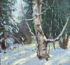 The Birch in January