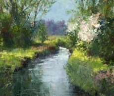 Along Wild Iris Creek