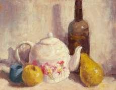 The Heirloom Teapot