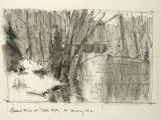 Grand River at Delta Mills